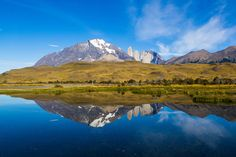 Torres del Paine National Park by Rita Willaert