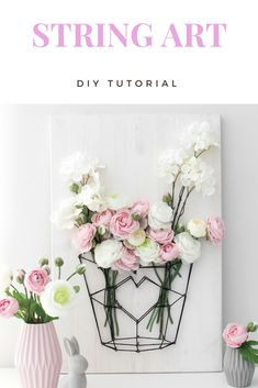 DIY Fadenbild by Decorize
