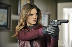 "Nikita -- ""Brave New World"" -- Pictured: Lyndsy Fonseca as Alex -- Credit: Ben Mark Holzberg/The CW -- © 2013 The CW Network. All Rights Reserved"