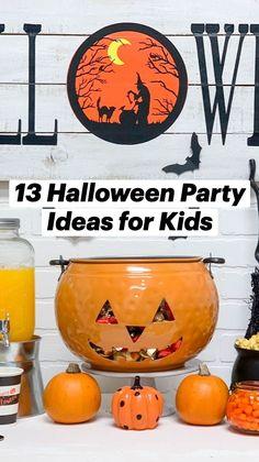 Halloween Dance, Preschool Halloween, Halloween Lanterns, Halloween Yard Decorations, Halloween Painting, Halloween Porch, Halloween Boo, Halloween Crafts, Haloween Party