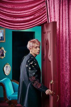 WINGS ALBUM Blood Sweat & Tears photo shoot 'Jin'