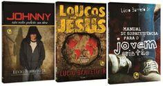 Livros do Pastor Lucinho na Livraria Rei dos Reis e Senhor (11)2484-4496