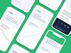 Hedge Fund Mobile App