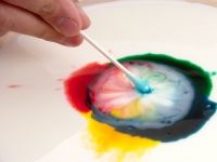 Color Changing Milk | Experiments | Steve Spangler Science