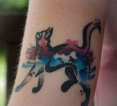 My Daughters Bday Memorial Tattoo For Her 15 Yr Old Siamese, Spike. Grace Symbol, Pretty Flower Tattoos, Matching Tattoos, Cat Tattoo, Siamese, Ancient Egypt, Cool Cats, Tattoo Inspiration, Cute Animals