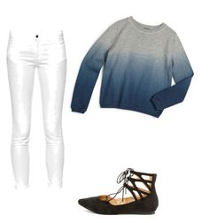 """Untitled #14"" by kcandkc on Polyvore featuring Vince, French Connection and Liliana"