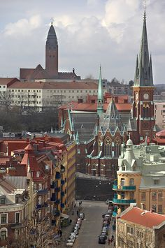 Linnéstaden, Gothenburg, Sweden