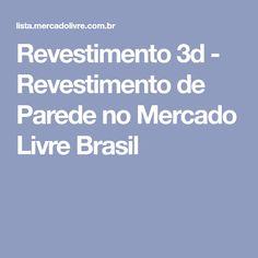 Revestimento 3d - Revestimento de Parede no Mercado Livre Brasil