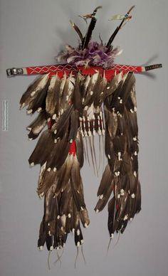 Crowbelt, Ft Totten/Spirit Lake NMNH  ac