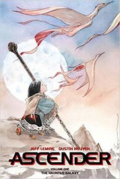 [ePUB] Ascender, Vol. The Haunted Galaxy By Jeff Lemire read books 2020 books 2020 drive books Books To Read Online, Reading Online, 10 Years After, Galaxy Book, Book Sites, Got Books, Read Books, Image Comics, Free Reading
