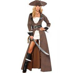 fantasia de pirata feminina - Pesquisa Google