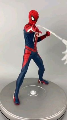 Spiderman toy with more decorative accessories Marvel Spiderman Games, Hot Toys Spiderman, Spiderman Man, Spiderman Ps4 Wallpaper, Marvel Wallpaper, Spider Man Caricatura, Miles Morales Spiderman Costume, Ps Wallpaper, The Amazing Spiderman 2