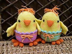 Chubby Chirpy Chicks (Free - English)
