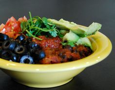 The Original Yumm Bowl Recipe from Cafe Yumm, Eugene, Oregon. Definitely trying this!