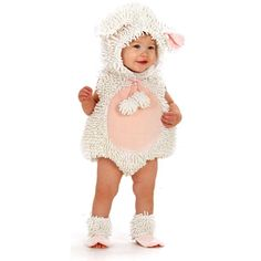 Miss A wore this for Halloween 2011.  Very sad that she outgrew it.