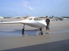 Atlantica Blended Wing Body Fighter Aircraft, Fighter Jets, Kit Planes, Light Sport Aircraft, Flying Wing, Flying Vehicles, Experimental Aircraft, Jet Engine, Aircraft Design