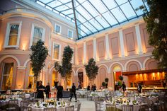 Wallace Collection - beautiful wedding venue in the heart of London