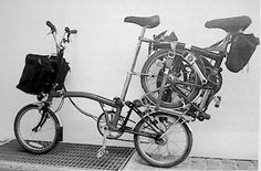 Image result for brompton rear rack