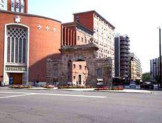 Puerta del Carmen Zaragoza.