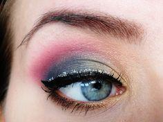 Nebula Inspired https://www.makeupbee.com/look.php?look_id=85242
