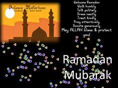 Happy Ramadan to All.