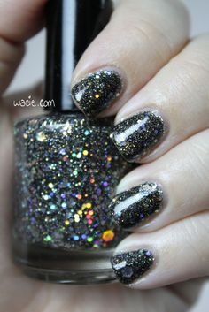 Swatch of Wacie Nail Company's Virgo Supercluster