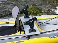 Kayak Diy Projects Fishing Setup Tips . Kayak Fishing Gear, Kayak Fishing Accessories, Bass Fishing Boats, Kayaking Gear, Bass Fishing Tips, Kayak Camping, Boat Accessories, Canoeing, Accessoires Kayak