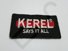 Embroidered Patches | Label Services