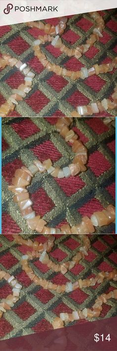 Genuine coral necklace  PM#10 Beautiful! Please send me any questions you might have. Jewelry Necklaces