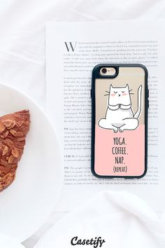 Click through to see more iPhone 6 phone case designs by Happy Cat Prints. >>> https://www.casetify.com/happycatprints/collection   @Casetify