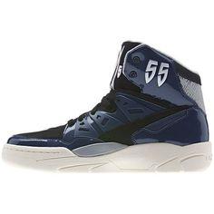 Adidas Mutombo Leather Basketball Shoes #Adidas