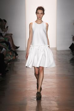 New York Fashion Week Spring 2014: The Best Looks - Peter Som Spring 2014