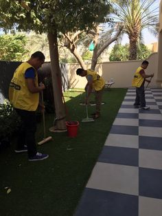 """The key to being successful in the house cleaning business is not only providing a great service but offering exceptional """"customer service"""" We at PAPAMovers concentrate on what we do best – cleaning houses and offices, packing and moving residential and commercial furnitures with a help of some handyman services if required. #PAPAMOVERS #relocation #cleaning #handyman"""