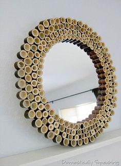 随意查看我精心收藏的DIY Easy Bamboo Crafts,您将会看到并尝试整合