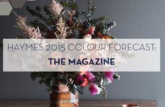 'Haymes 2015 Colour Forecast: The Magazine' by Haymes Paint