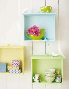 Drawers...great color redo's