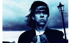Nick Cave, London, 1999, from the series 33 still lives