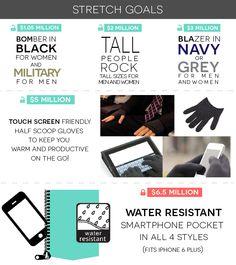 The World's Best TRAVEL JACKET with 15 Features || BAUBAX by BAUBAX LLC — Kickstarter