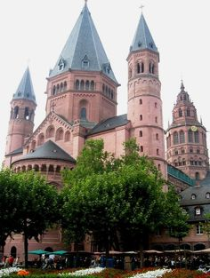 Mainz , Germany I loved this city!