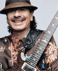 ((Carlos Santana  - Black Magic Woman))