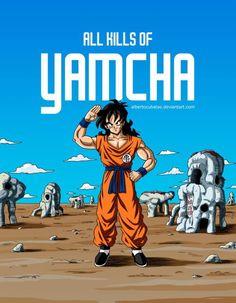All kills of Yamcha