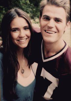 The Vampire Diaries : Stelena