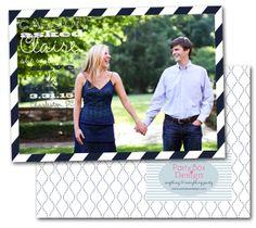 save the dates, wedding save the date, save the date magnets, magnet save the dates, modern save the dates via Party Box Design