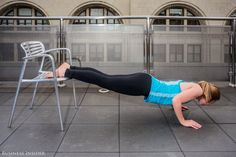 Arm workouts you can do anywhere - Business Insider