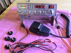 VINTAGE CB RADIO COBRA 148F GTL AM SSB LOOK #radio #communication #radios…