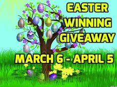 Don't be shellfish...TranslatorThis post includes affiliate links and if clicked on and a purchase made I may receive a small commission. EASTER WINNING GIVEAWAY Five Winners ALMOST $900 IN PRIZES!!! Hosted by: Michigan Saving and More Co-Hosts are: Simply Sherryl CT Coupon Crazy Mommy Life in a House of Testosterone Joyful Gifts by Julie God's …