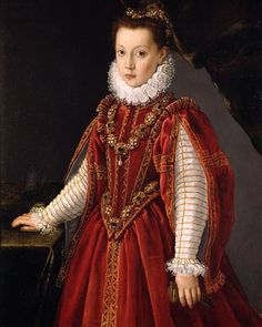 Portrait of a Young Lady Sofonisba Anguissola 1560  Sofonisba was an Italian Renaissance painter born in Cremona to a relatively poor noble family. She received a well-rounded education that included the fine arts and her apprenticeship with local painters set a precedent for women to be accepted as students of art. As a young woman Anguissola traveled to Rome where she was introduced to Michelangelo who immediately recognized her talent and to Milan where she painted the Duke of Alba.  The…
