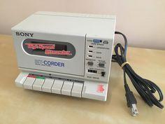 Sony Hit-Bit Bit Recorder SDC-600S MSX