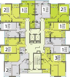 Block Plan, Architectural House Plans, Apartment Plans, Architecture Plan, Plan Design, Lofts, Modern House Design, House Floor Plans, Building A House