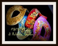Maskerelle  Made in Venice